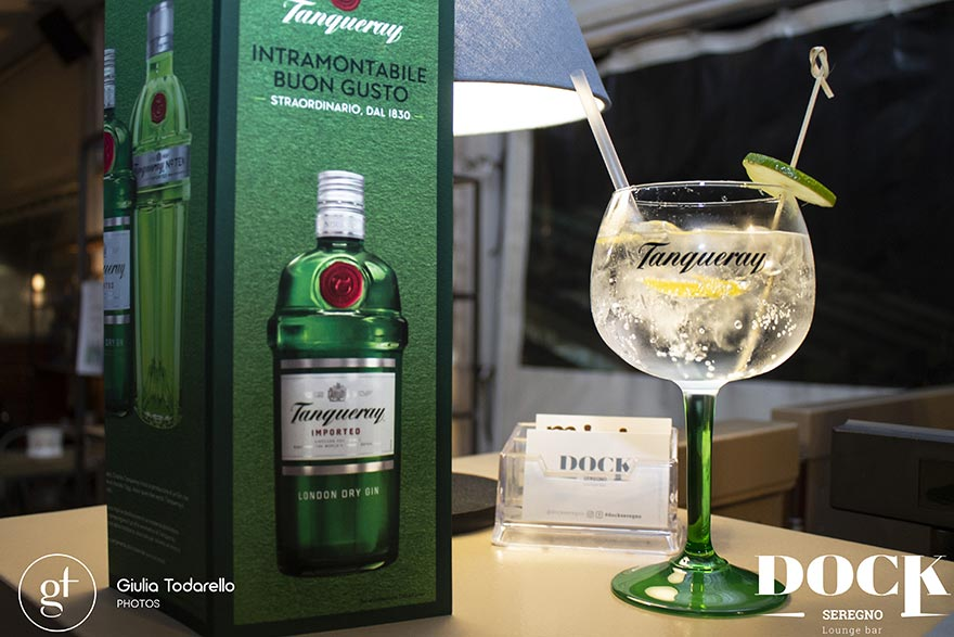 Dock seregno tanqueray party