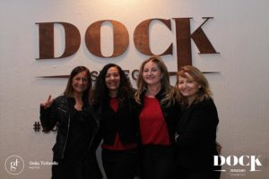 Dock socail wall group