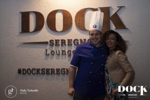 Dock social wall chef e la Babi